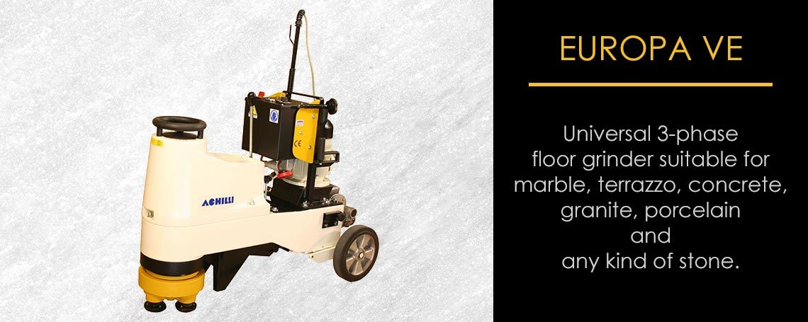 EUROPA VE Universal Floor Polishing Grinder