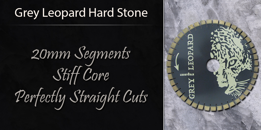 Diamond Blade for Hard Stone